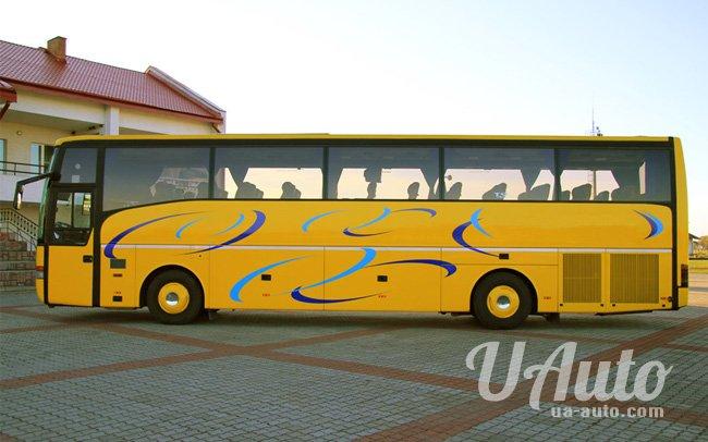 аренда авто Автобус Van Hool T915 в Киеве