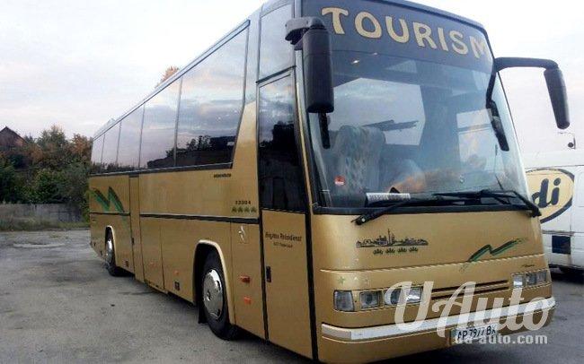 аренда авто Автобус Mercedes 48 мест на свадьбу