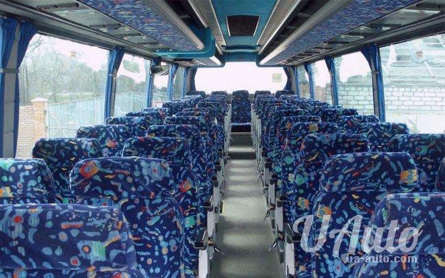аренда авто Автобус Mercedes 56 мест в Киеве