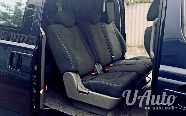 аренда авто Микроавтобус Hyundai H1 в Киеве