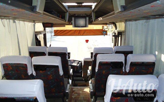 аренда авто Автобус Neoplan 49 мест в Киеве