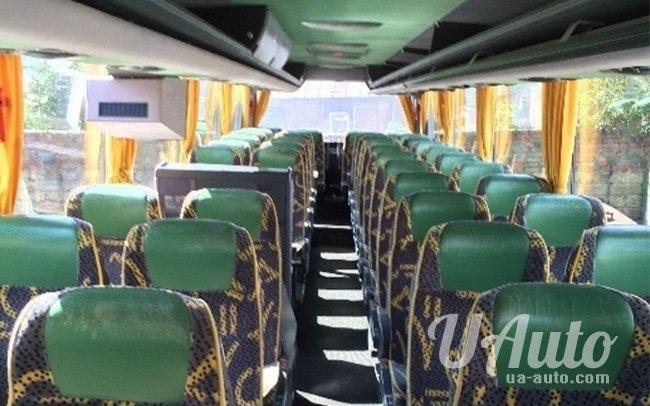 аренда авто Автобус Mercedes Tourismo в Киеве