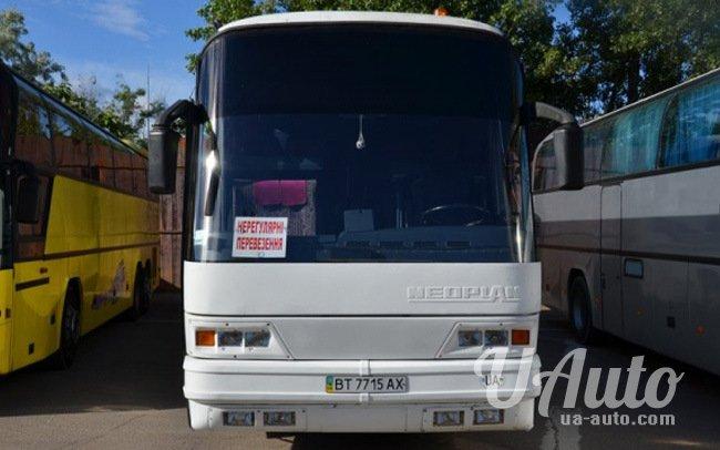 аренда авто Автобус Neoplan 213 в Киеве