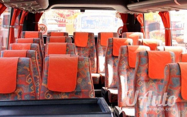 аренда авто Автобус Toyota Optimo в Киеве