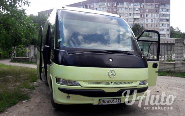аренда авто Автобус Mercedes 29 мест в Киеве