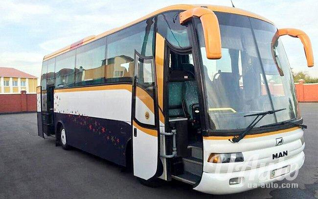 аренда авто Автобус MAN 11.220 в Киеве