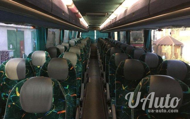 аренда авто Автобус Van Hool 60 мест в Киеве