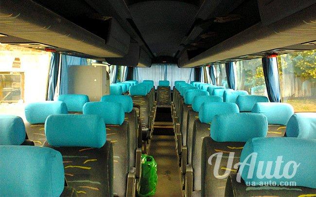 аренда авто Автобус Scania Century в Киеве