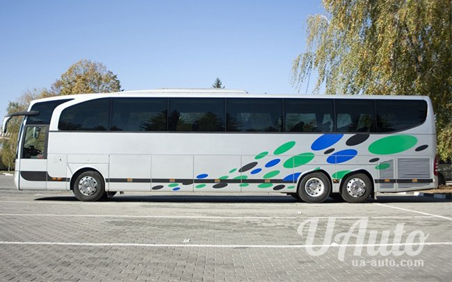 аренда авто Автобус Mercedes Travego в Киеве