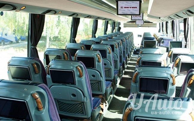 аренда авто Автобус Setra 54 места в Киеве