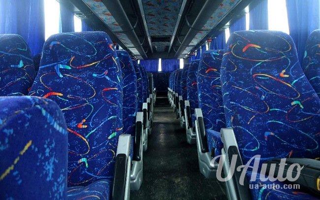 аренда авто Автобус Bova 10340A в Киеве