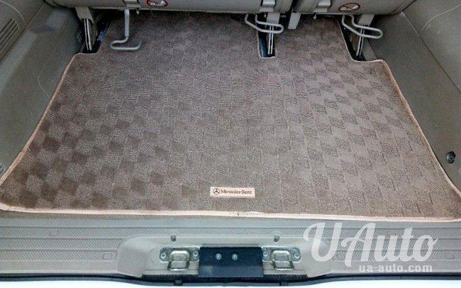 аренда авто Микроавтобус Mercedes Viano Long в Киеве