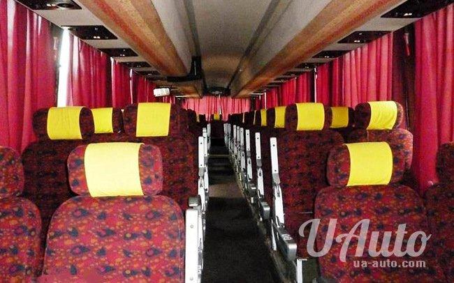аренда авто Автобус Mercedes Irizar в Киеве