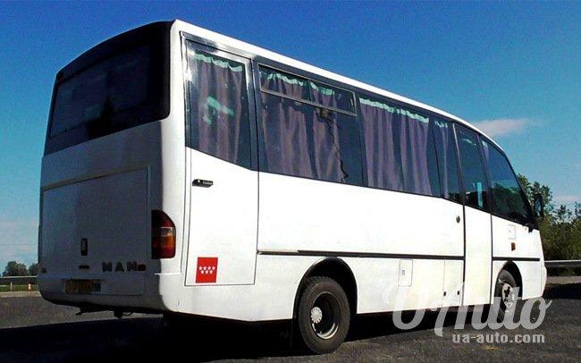 аренда авто Автобус MAN 8.150 в Киеве