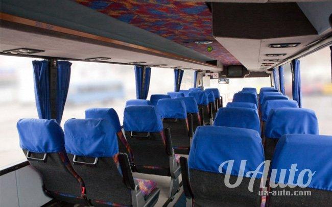аренда авто Автобус MAN 37 мест в Киеве