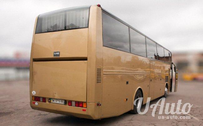 аренда авто Автобус EOS 55 мест в Киеве