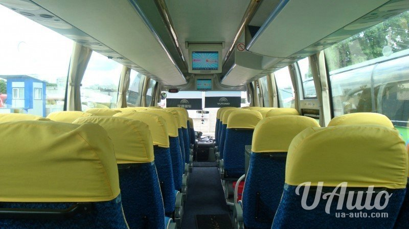 аренда авто Автобус Yutong ZK6100HB в Киеве