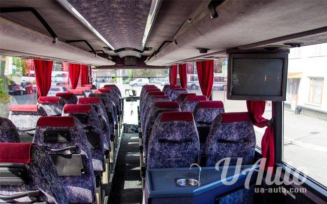 аренда авто Автобус EOS E223 в Киеве