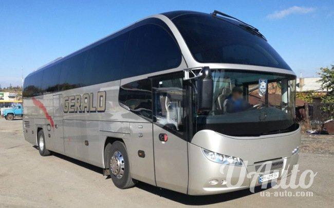 аренда авто Автобус Neoplan 1216 HD Sityliner на свадьбу