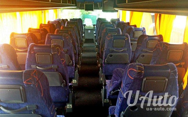 аренда авто Автобус Van Hool Astromega в Киеве