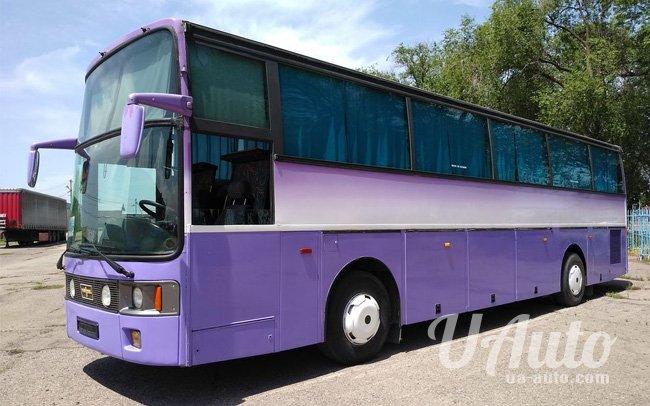 аренда авто Автобус Van Hool T815 в Киеве