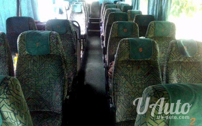 аренда авто Автобус Setra 33 места в Киеве