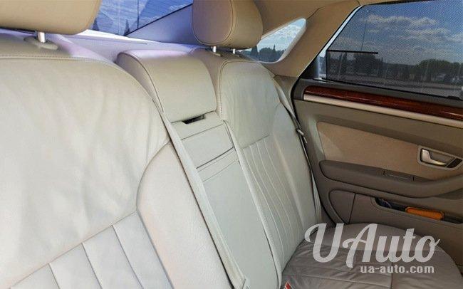 аренда авто Audi A8 Long в Киеве