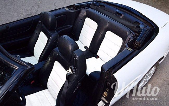 аренда авто Кабриолет Chrysler Sebring в Киеве