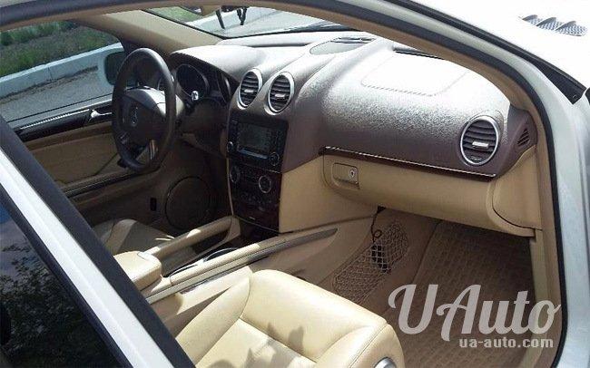 аренда авто Mercedes GL550 AMG в Киеве