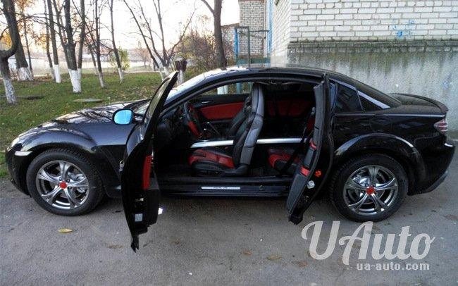 аренда авто Mazda RX-8 в Киеве