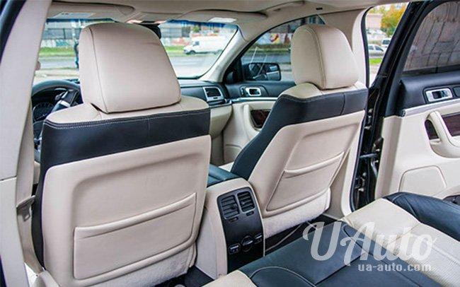 аренда авто Lincoln MKS в Киеве