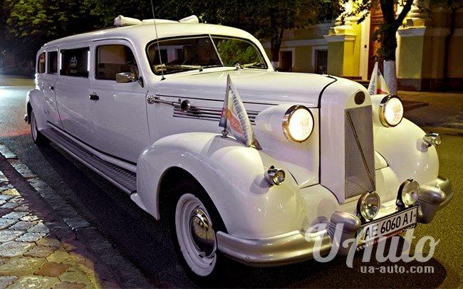 аренда авто Лимузин Oldsmobile в Киеве