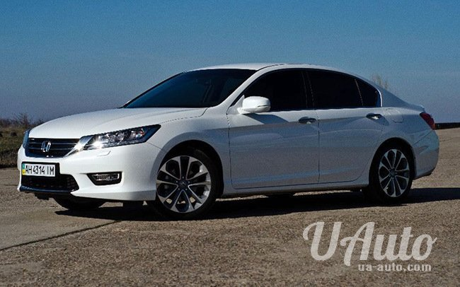 аренда авто Honda Accord New на свадьбу