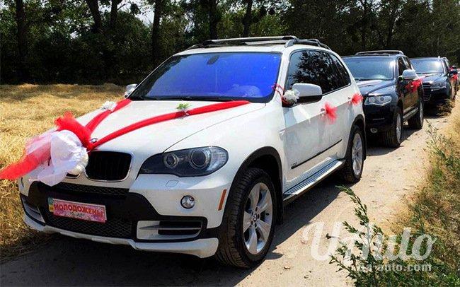 аренда авто BMW X5 в Киеве