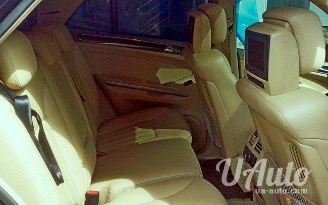 аренда авто Mercedes ML в Киеве