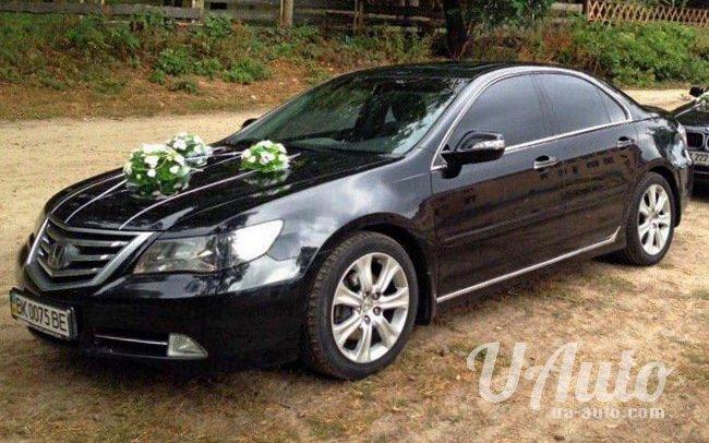 аренда авто Honda Legend в Киеве
