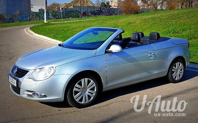 аренда авто Volkswagen EOS в Киеве