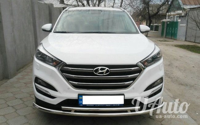 аренда авто Hyundai Tucson New в Киеве