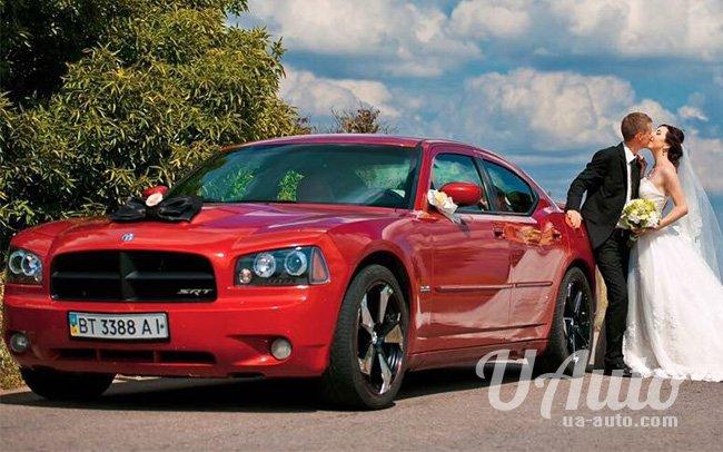 аренда авто Dodge Charger в Киеве