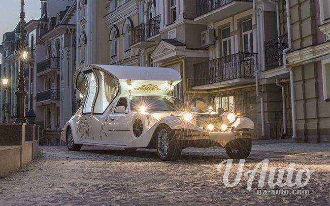 аренда авто Лимузин Карета в Киеве