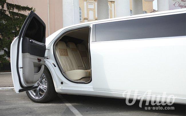 аренда авто Лимузин Rolls-Royce в Киеве