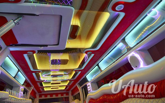 аренда авто Лимузин Hummer H2 New в Киеве