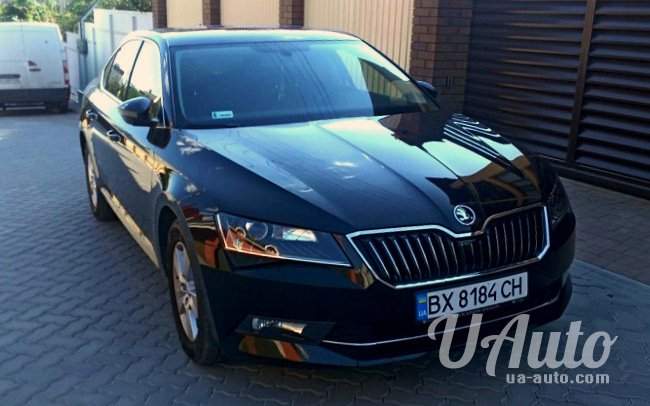 аренда авто Skoda Superb New на свадьбу