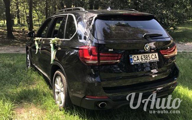аренда авто BMW X5 F15 в Киеве