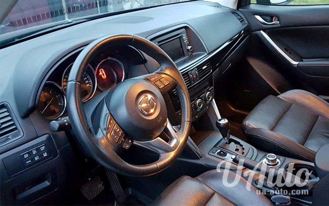 аренда авто Mazda CX-5 в Киеве