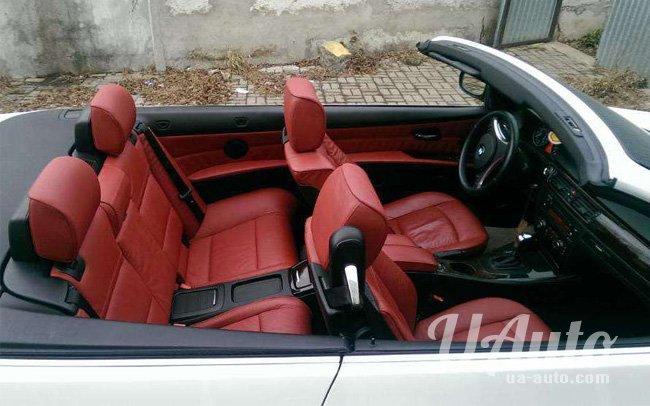 аренда авто Кабриолет BMW 3 в Киеве