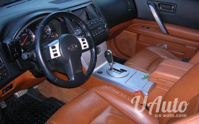 аренда авто Infiniti FX35 в Киеве