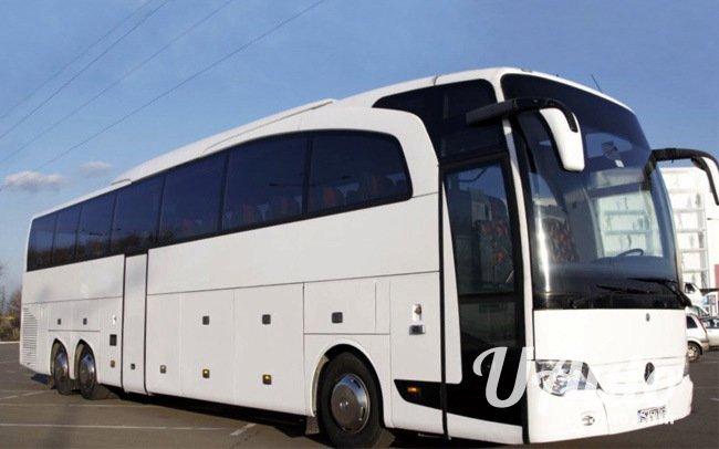 аренда авто Автобус Mercedes на свадьбу