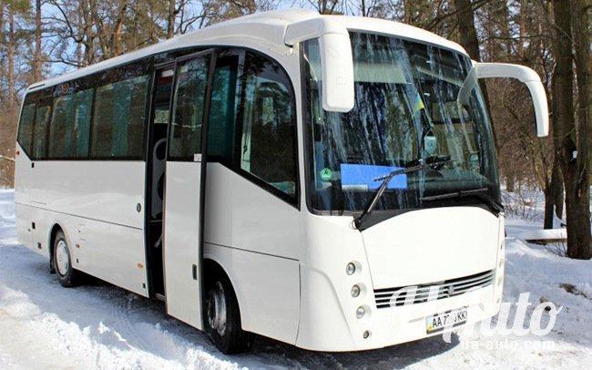 аренда авто Автобус Mercedes Atego на свадьбу