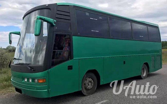аренда авто Автобус МАN Ugarte 11190 на свадьбу